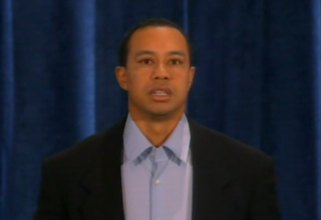 Tiger Woods News Conference Today Full Video