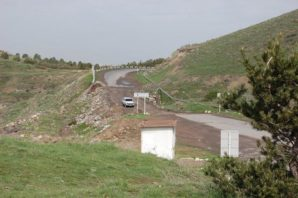 Armenian Villages  Prone to Landslides