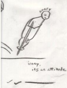 Philosophic Cartoons, illustrations by Alice Shay